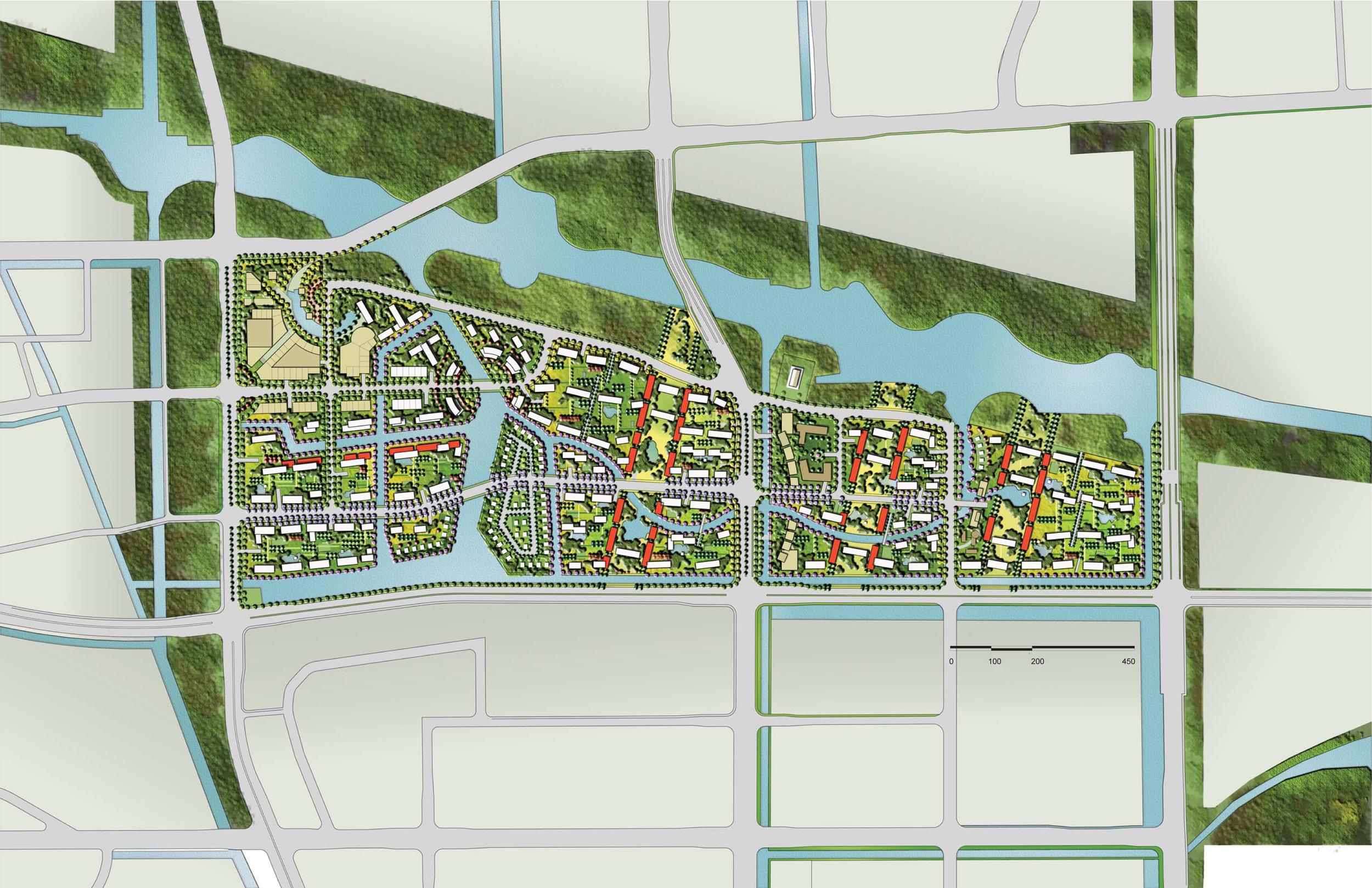Suzhou Site Plan