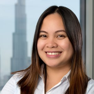 Nichelle Sumugat -  Dubai Office Manager