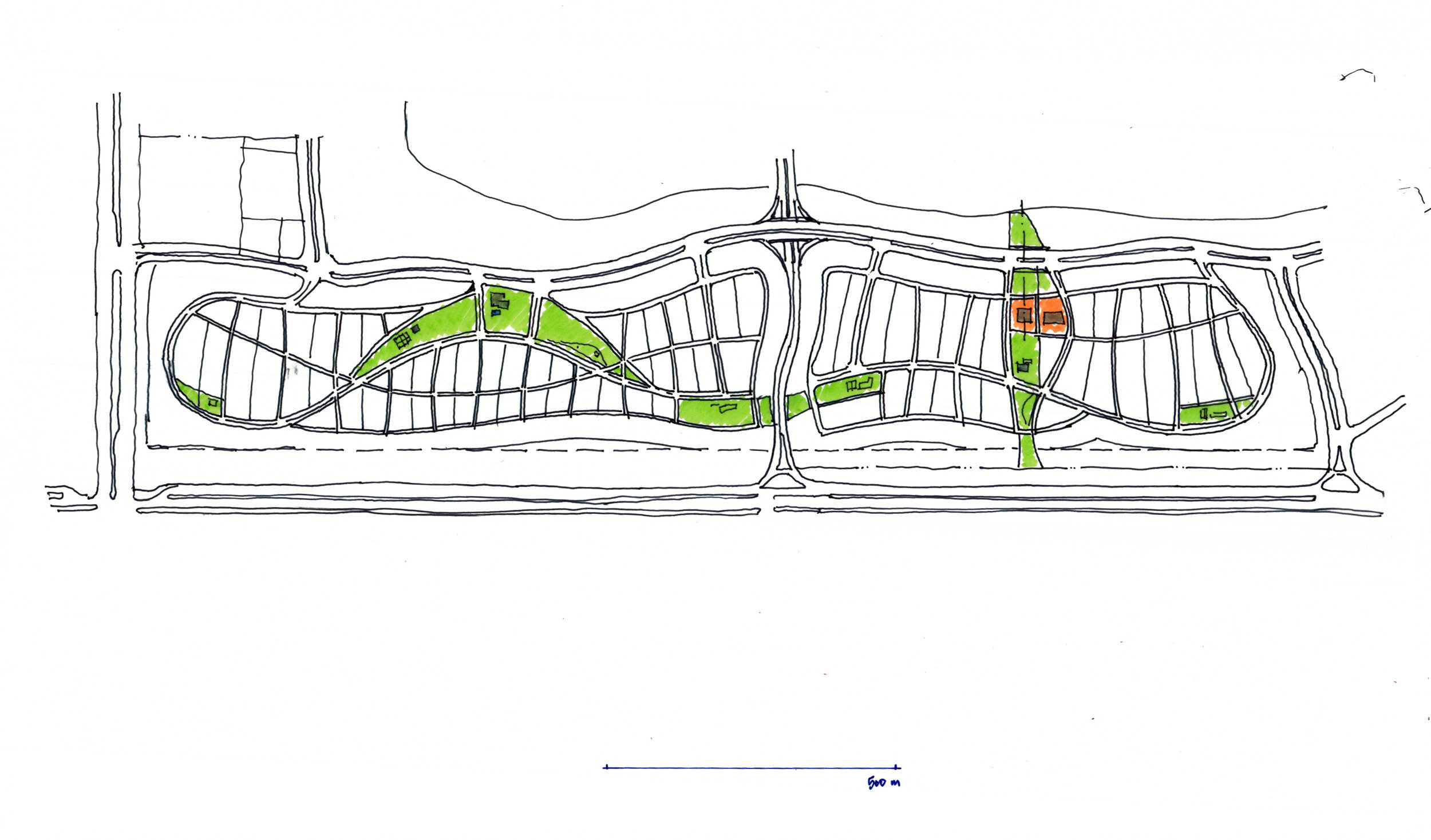Urban Design for Barwa