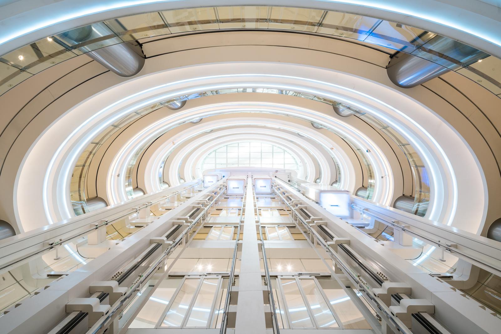 Glass Elevator CWTC