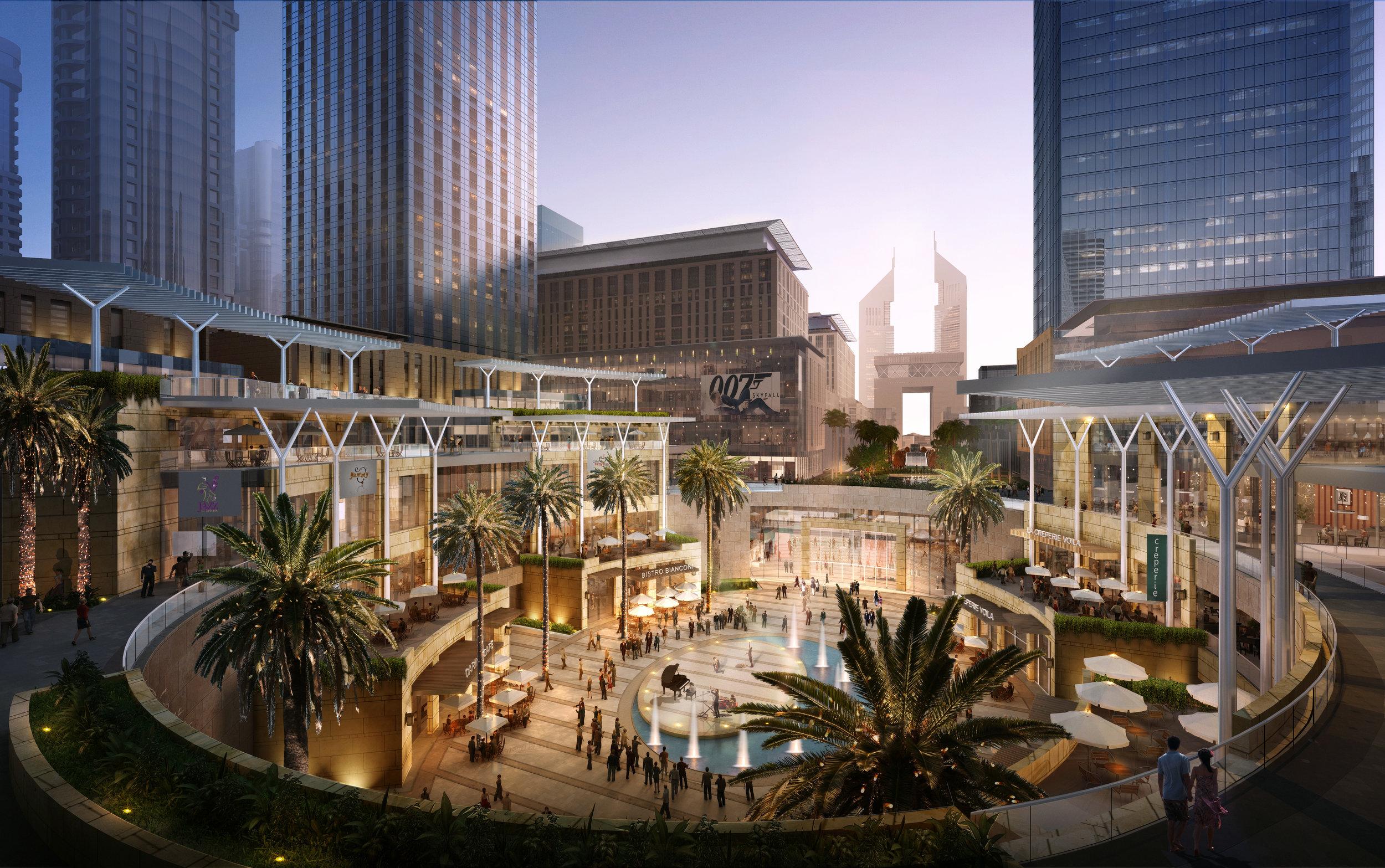 5+design Dubai International Financial Center