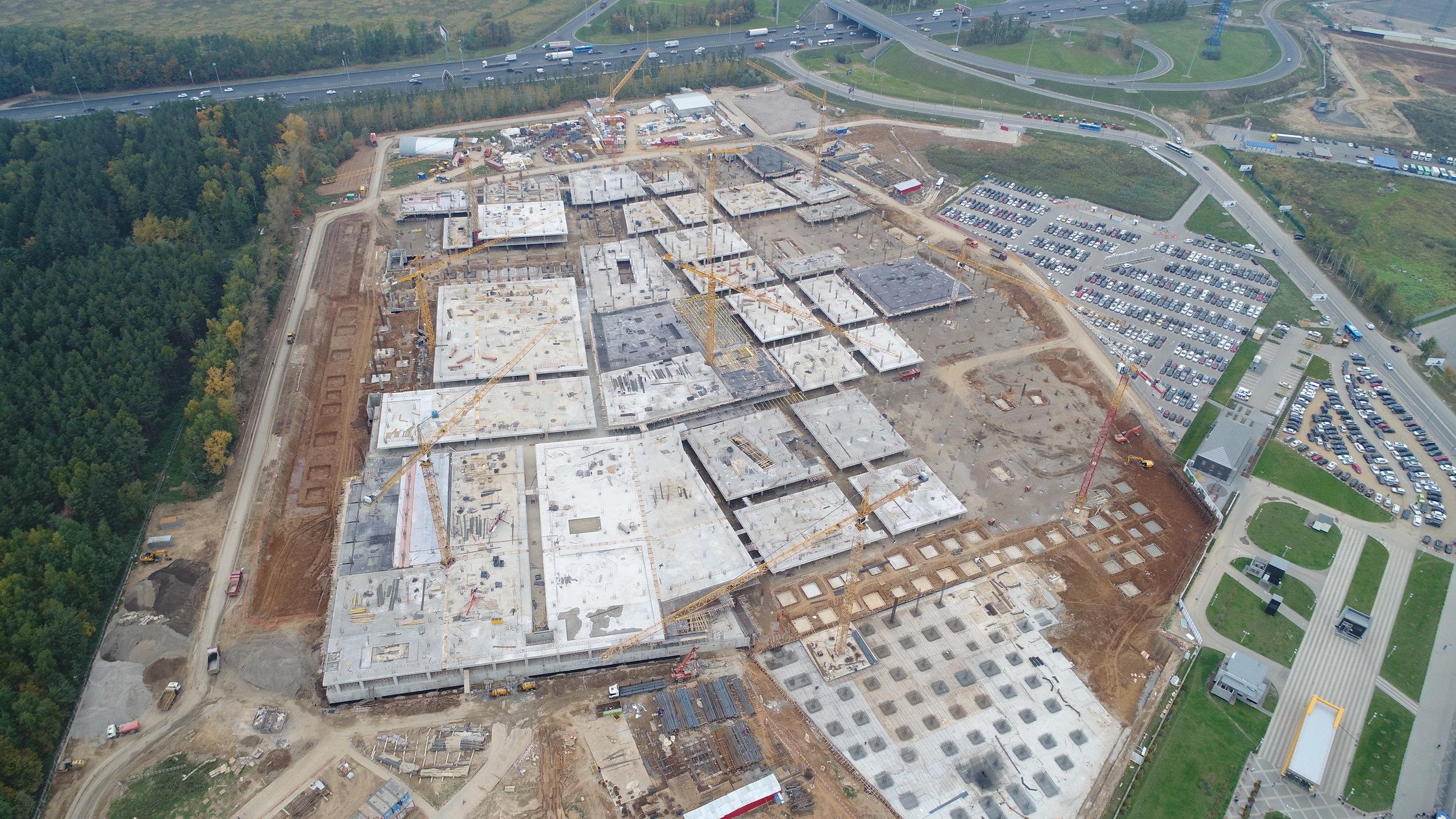 Salaris in Construction
