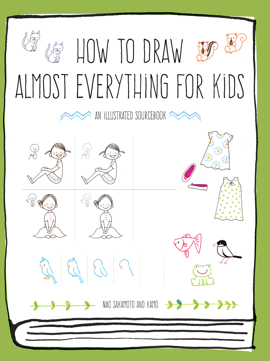 How to Draw Almost Everything for Kids Cover 3.4.jpg