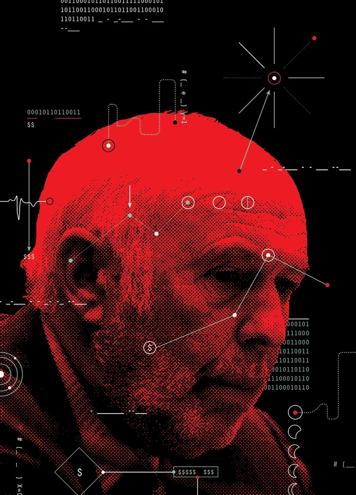 Jim Simons,  The   New Yorker profile