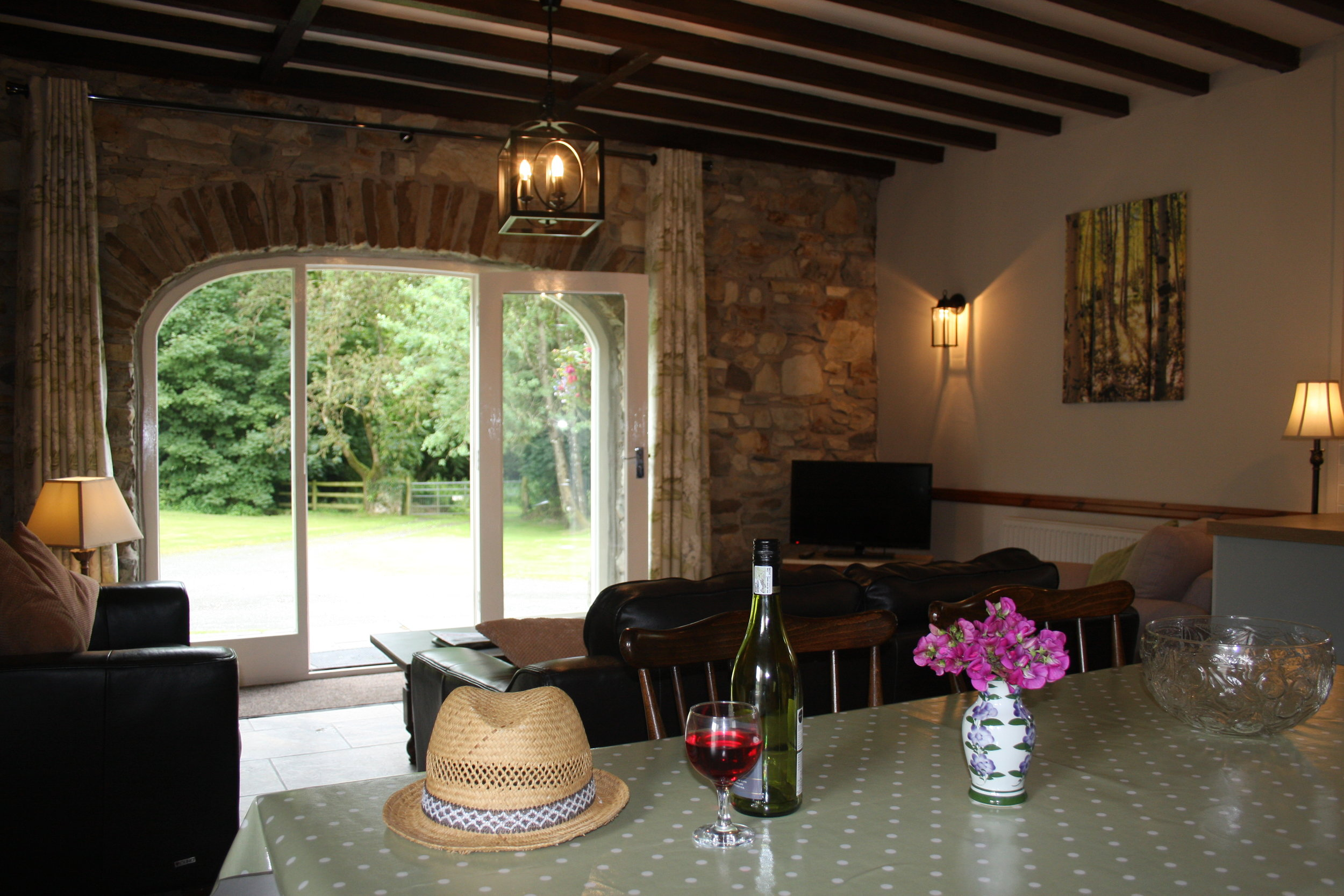 Coach House (sleeps 5)