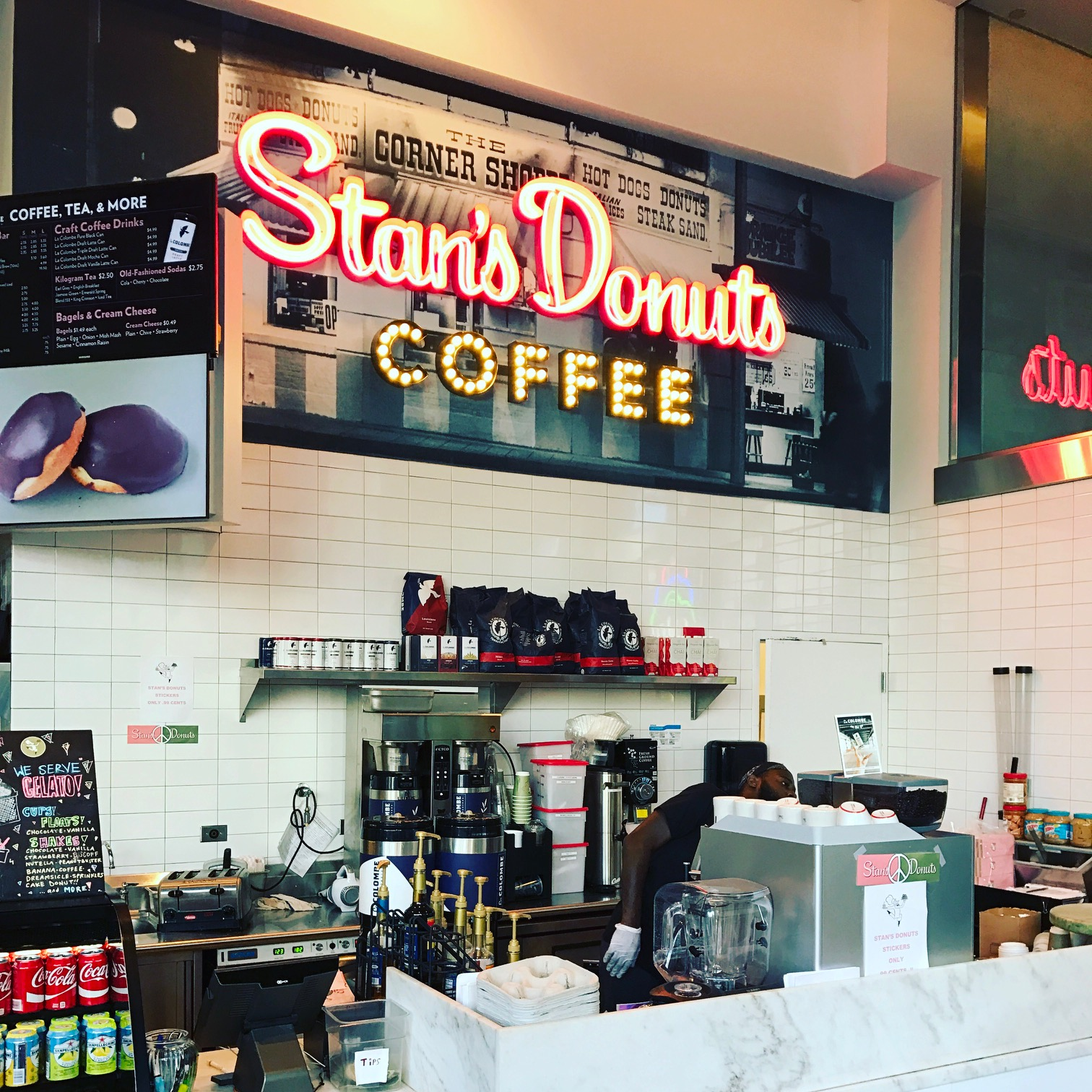 PHOTO: stan's donuts