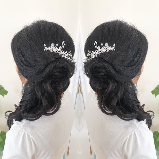 Princess vibes for this gorgeous bride to be!👑❤️ hair by me! . . . #beautybyaubrey #bridalupdo #bridalmakeup #dmvbride #dcbride #dmvbrides #dcmakeupartist #dchairstylist #dmvmakeupartist #dmvhairstylist #bridalhairstyle  #beautybyaubrey #dmvweddings #dmvbrides #vabride #vamakeupartist #vahairstylist