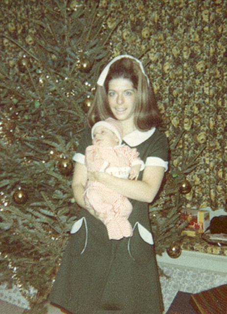 My Mother knew how to make Christmas 1969 pretty darn fabulous!