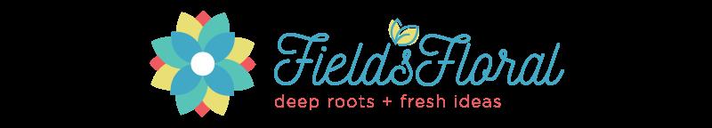 Field's Floral Flower Shop Logo Lincoln, NE