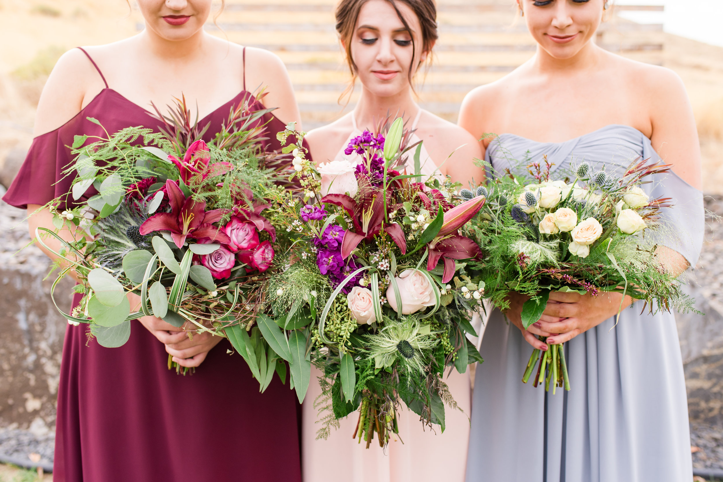 Tri Cities Washington Wedding Photographer - Morgan Tayler Photo & Design
