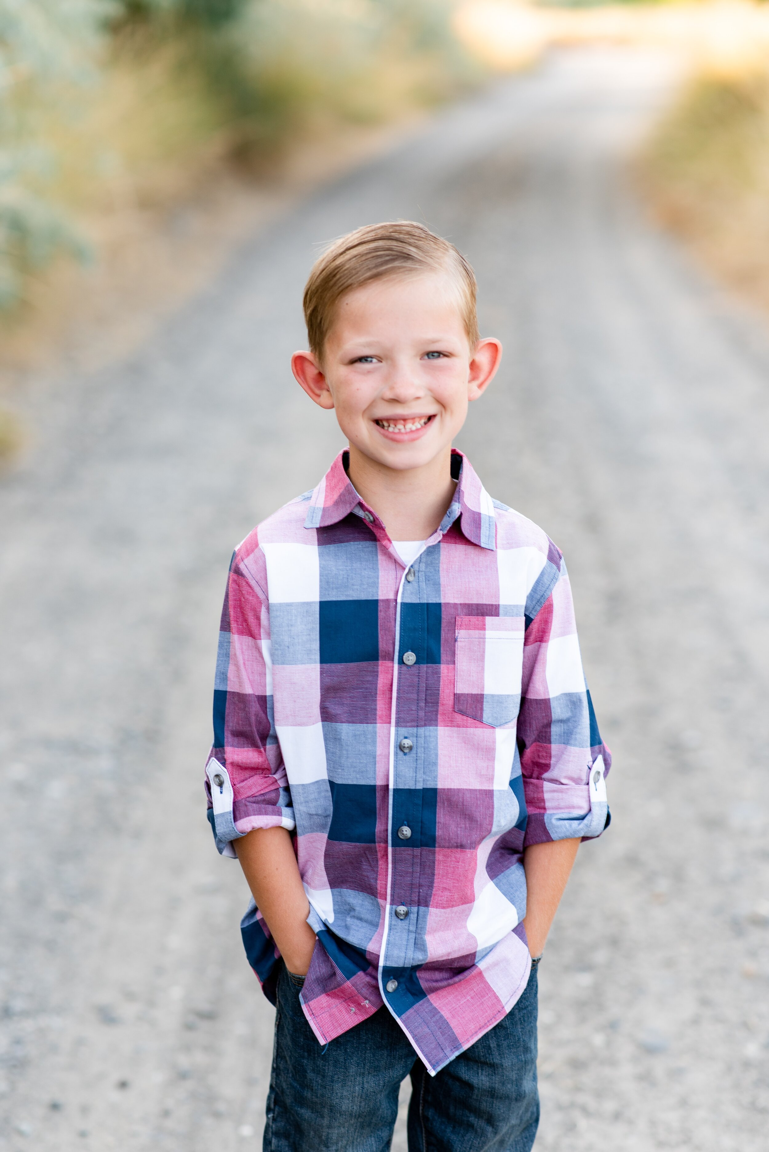 What to Wear To Fall Family Photos - Basin City Washington Family Photos - Tri Cities Family Photographer - Morgan Tayler Photo & Design