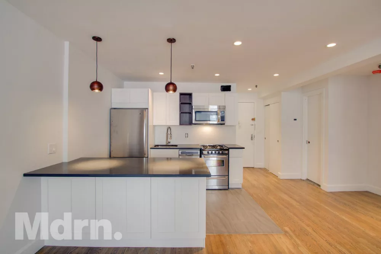 Financial District Rentals Reborn as More Expensive Rentals - According to permits, Melamed Architect handled the renovation, which the listings describe as having
