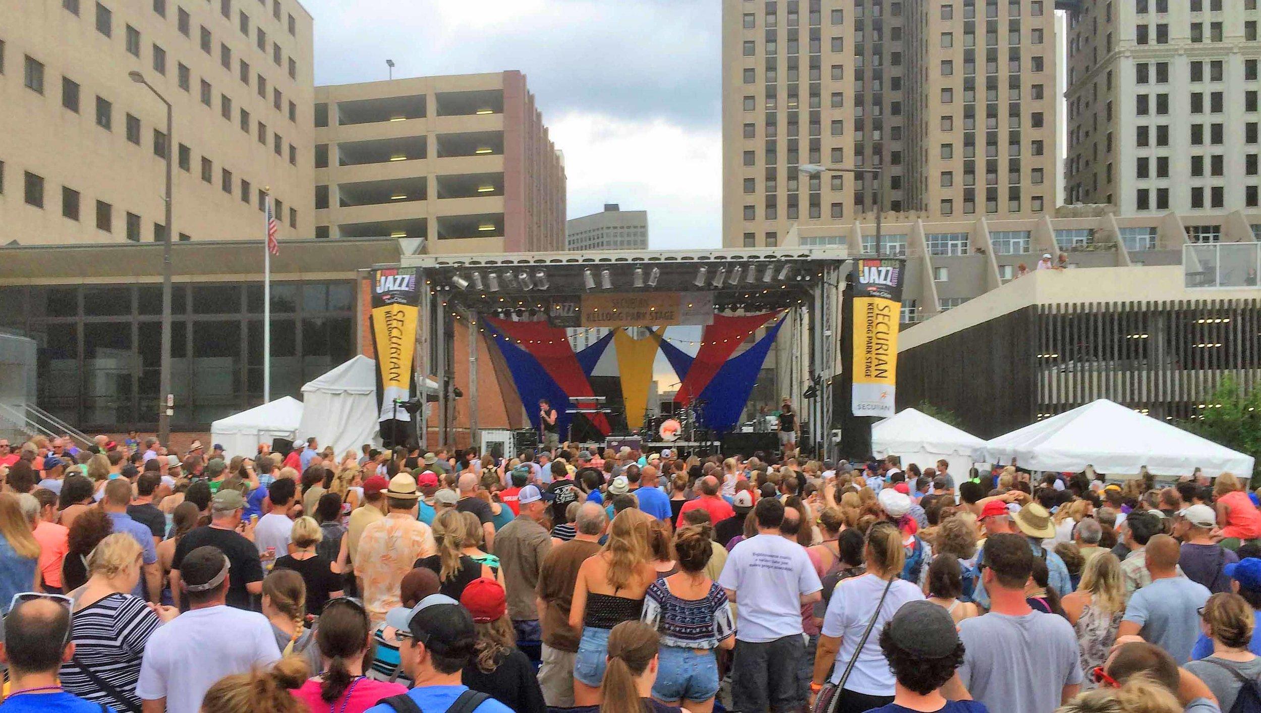 Twin Cities Jazz Fest