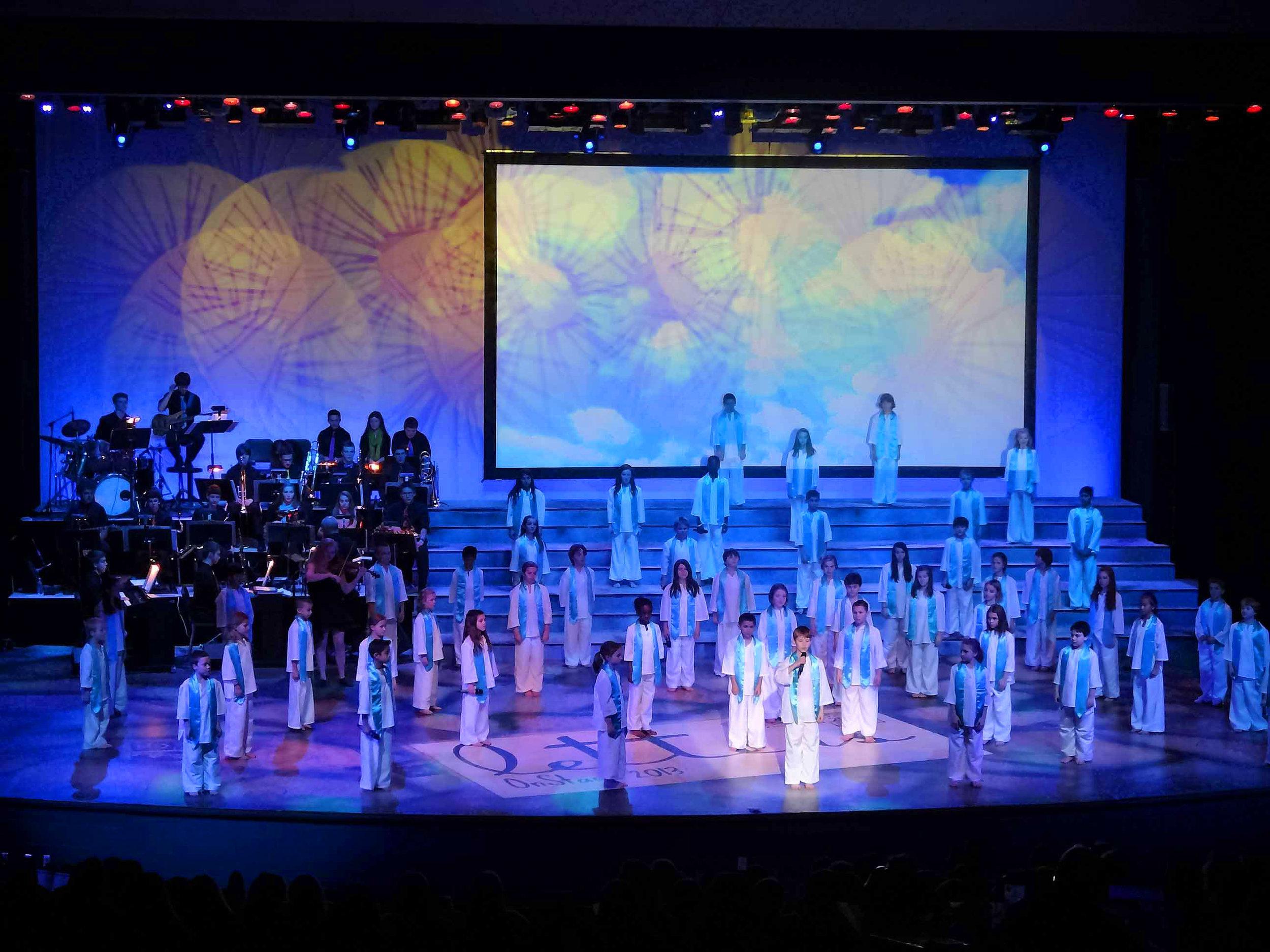 On Stage - Rosemount Performing Arts Center
