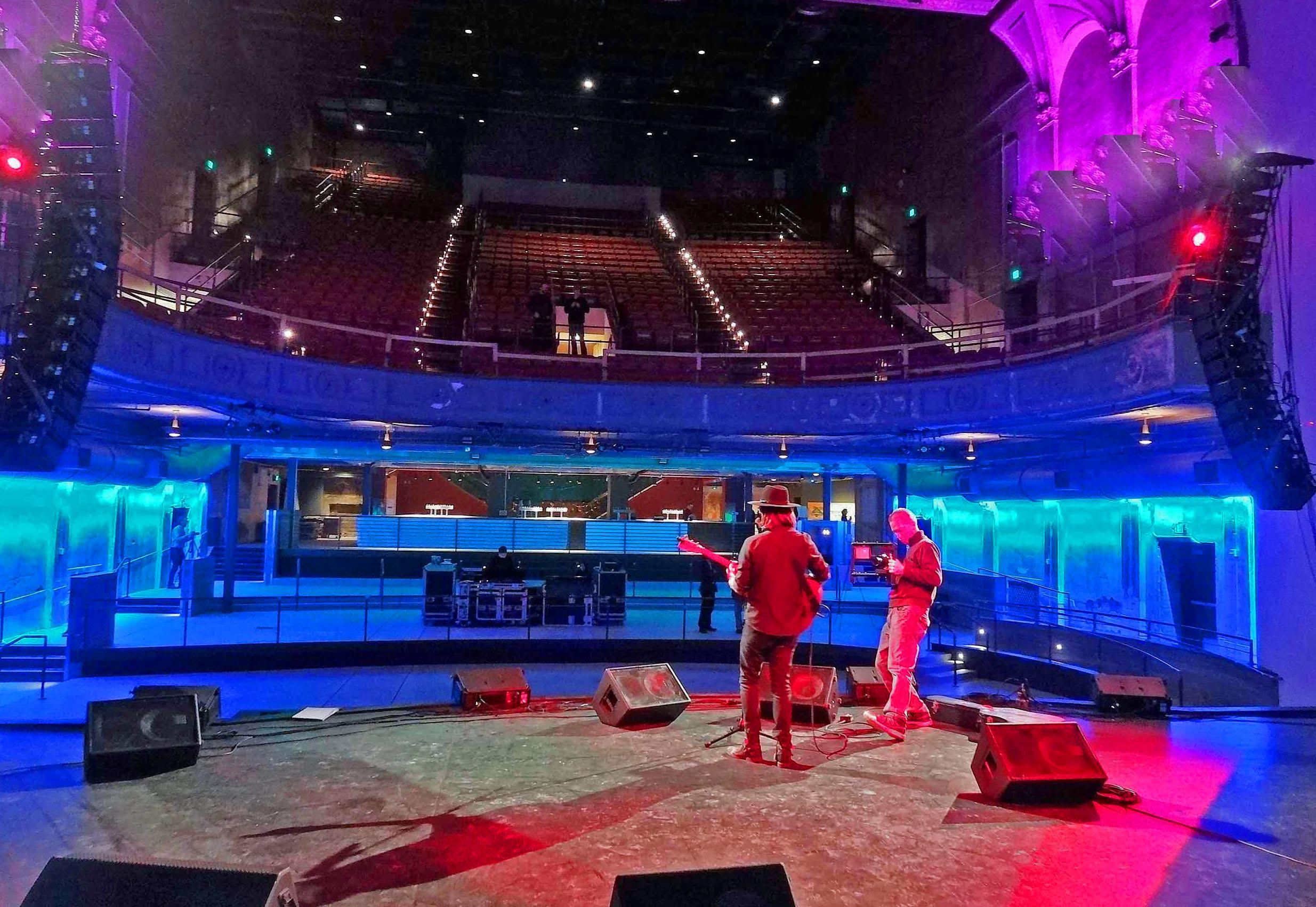 Jeremy Messersmith- Palace Theatre