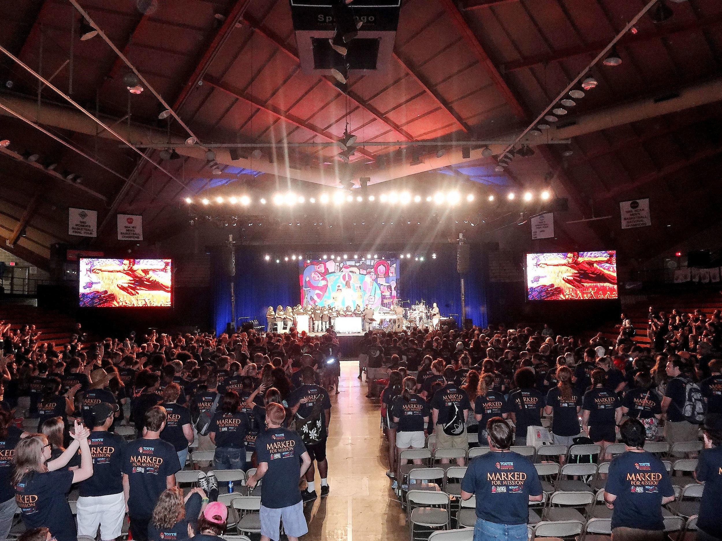 Episcopal Youth International Rally - Villanova