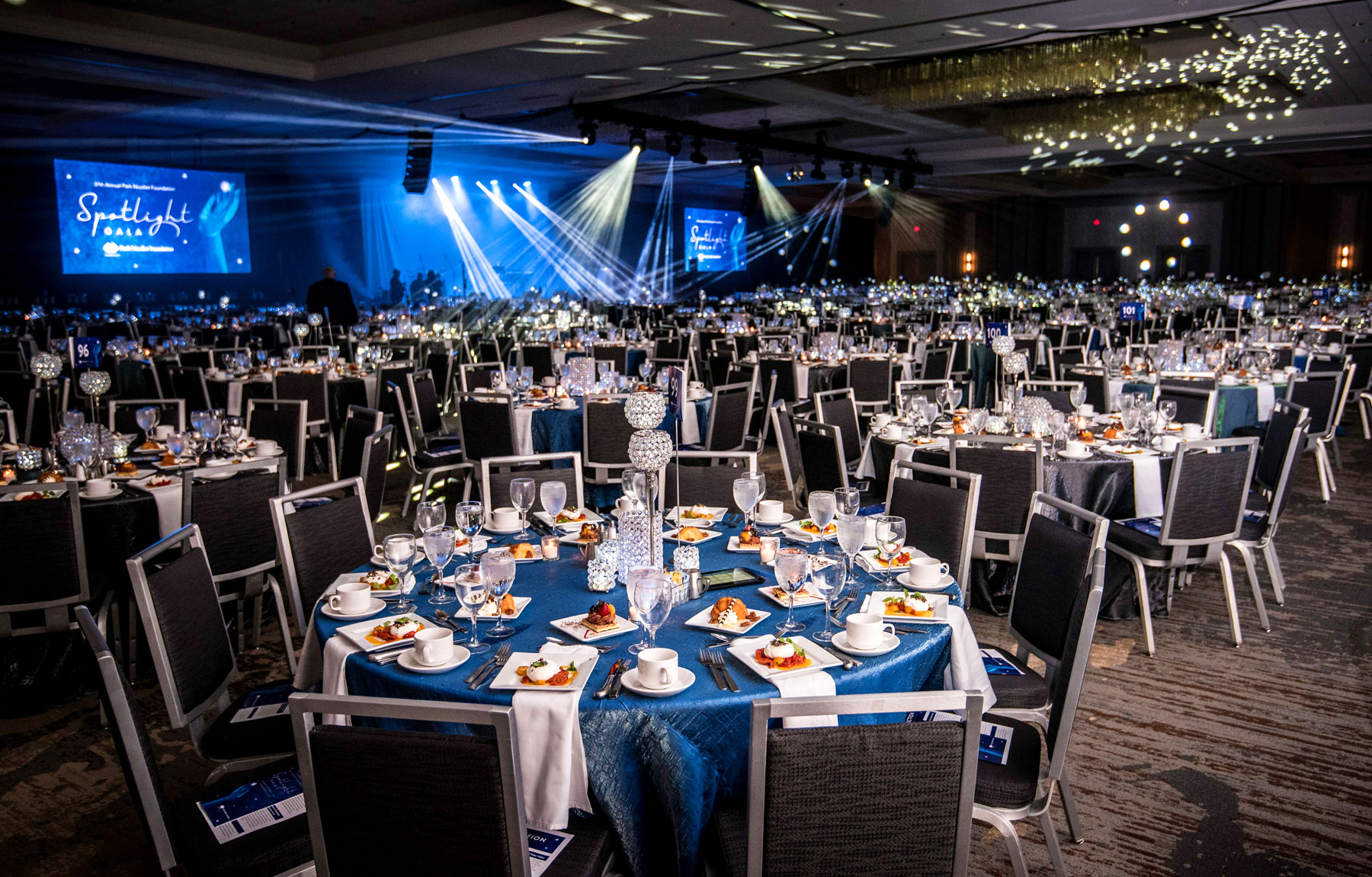 Coleman Mason event - Park Nicollet Gala