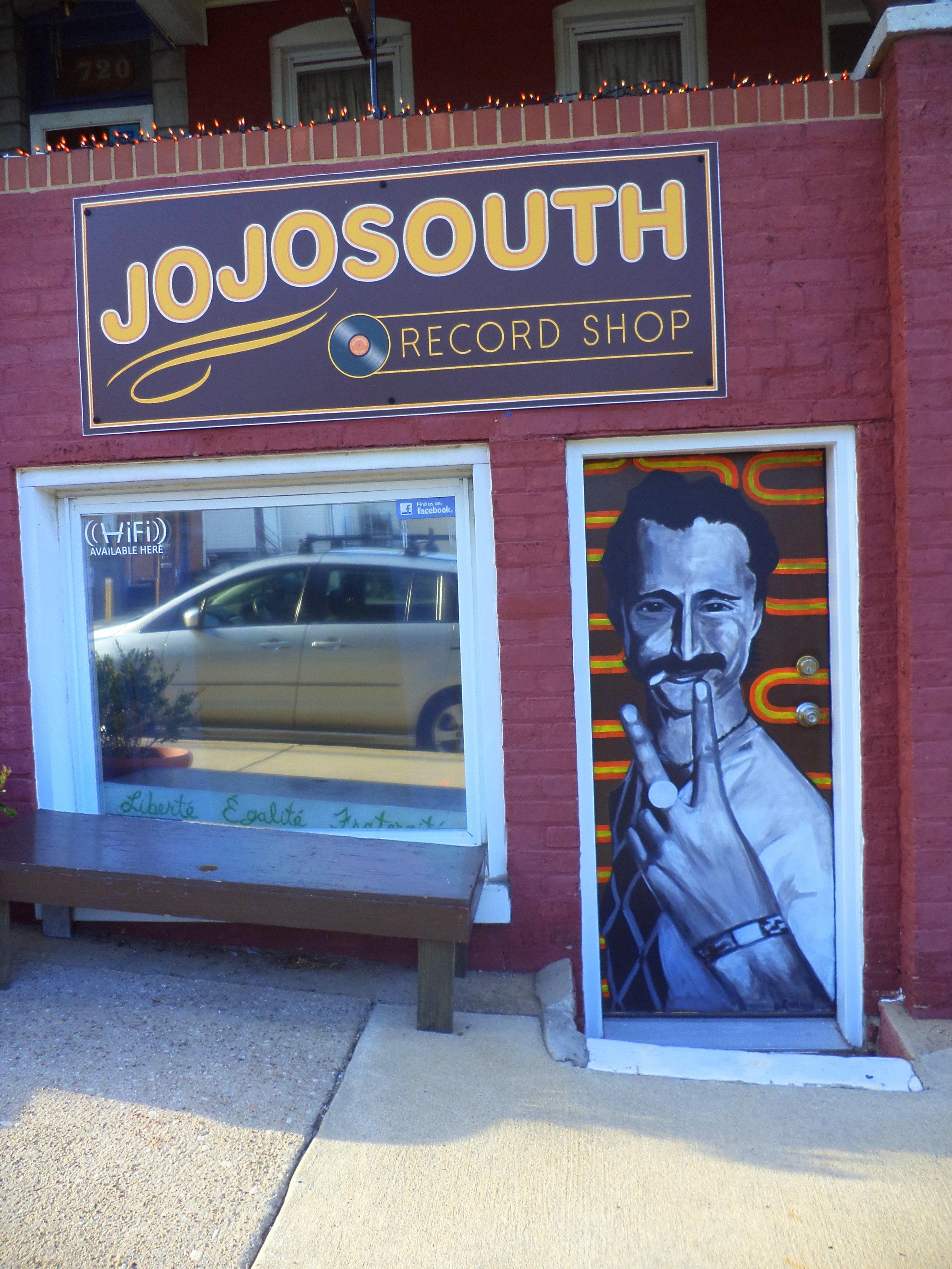 JoJoSouth Door