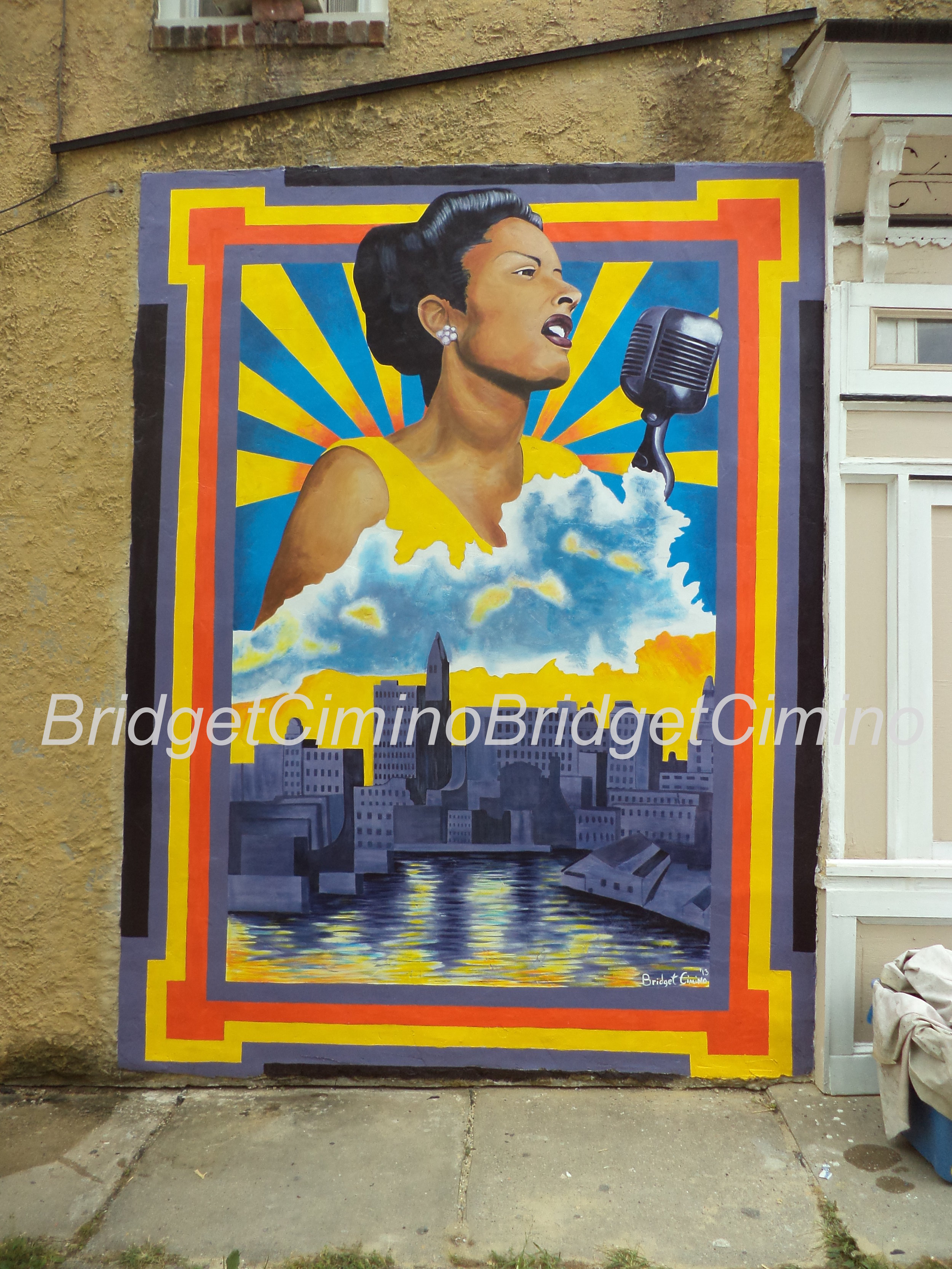 Billie Holiday Rises Above Baltimore