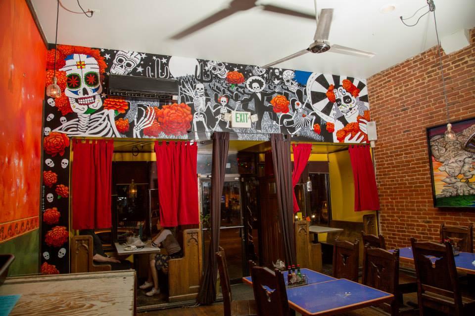 Holy Frijoles Mural