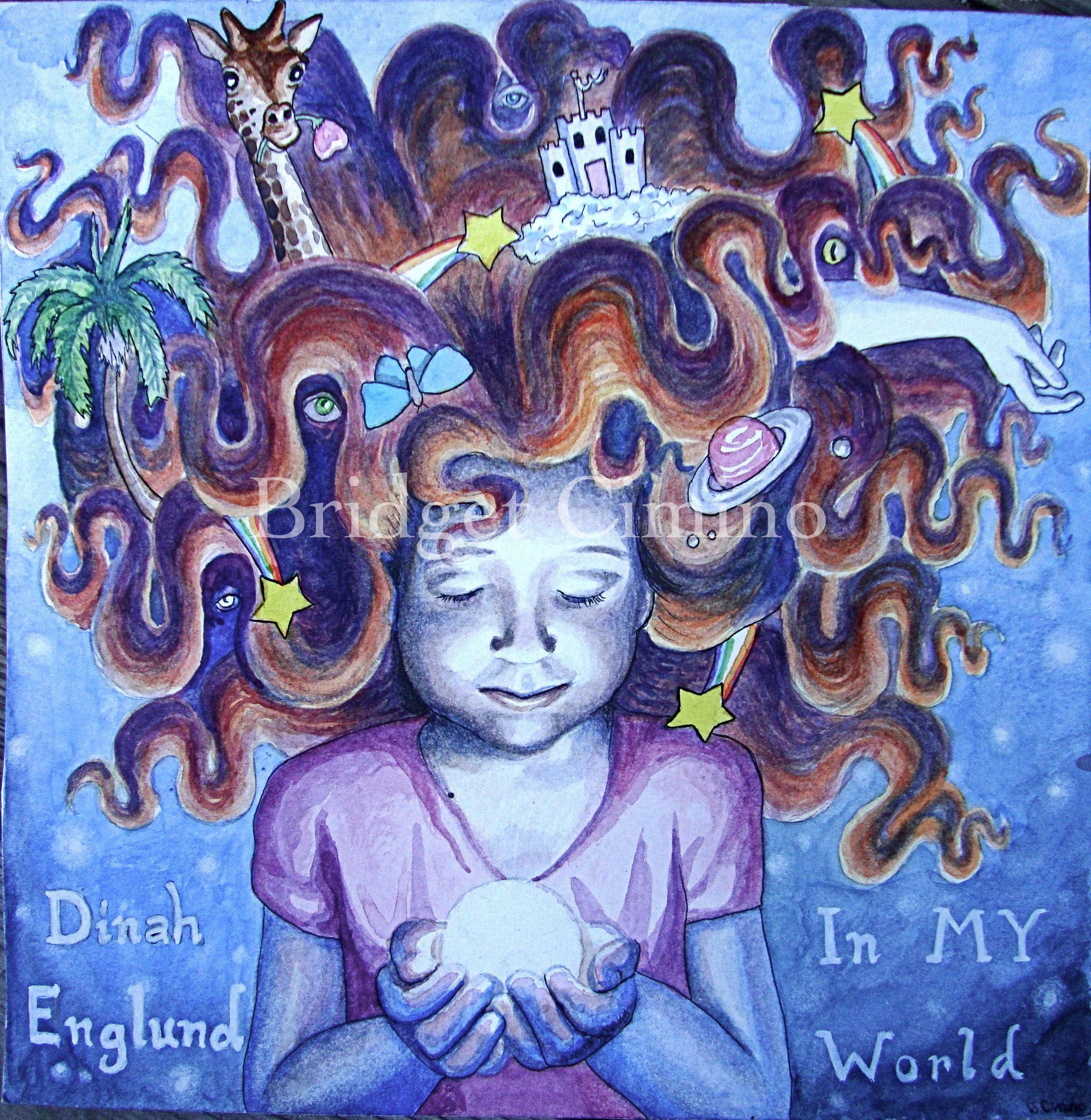 In My World, Dinah Englund