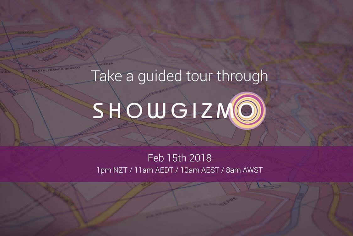 ShowGizmo demo