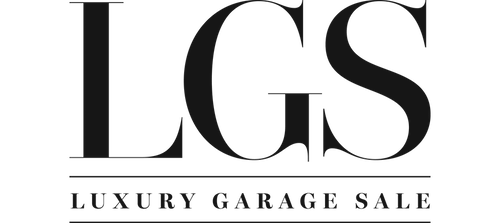 Luxury Garage Sale Logo