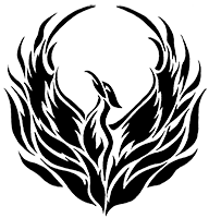 small phoenix-clipart-black-and-white-3.png