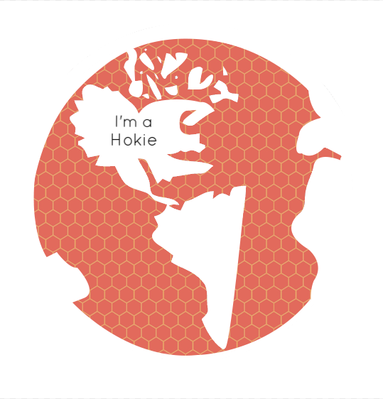 What's a Hokie? - I am, but technically it's a turkey... which is why North America is the shape of one. This is a page about me which I call my