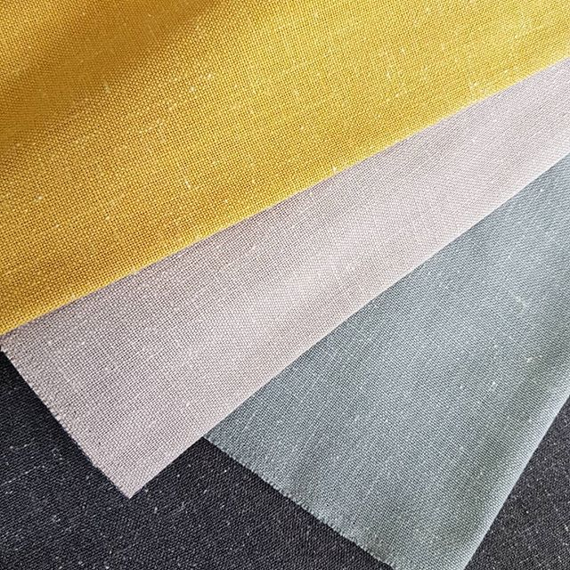 A stunning new plain fabric in, and we are loving it! A beautiful organic look with a flat finish, and made to sit perfectly. And what can be better than that? It's at a super affordable price!  #bendigo #elegantconcepts #centralvictoria #countryvictoria #curtains #blinds #drapes #fabric #beautiful #stunning #colour #bright #decorating  #decor #livingspace #bedroom #bedroomdecor #styling #style #mustard #grey #green #interiors #interiordecorating #lovewhatwedo #supportlocal #new #affordable