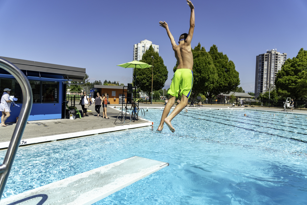 Free Public Swims - All summer long the Outdoor Pools offer free Public Swims! Check your local pools schedule for upcoming swim times.Learn more ➝