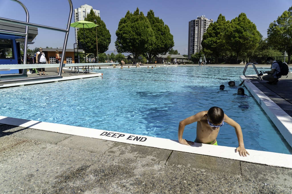 Bear Creek, Greenaway & Sunnyside Pool Are now open! - Bear Creek, Greenaway, and Sunnyside are open May 13th. Please check their pages for Public Swim Times.