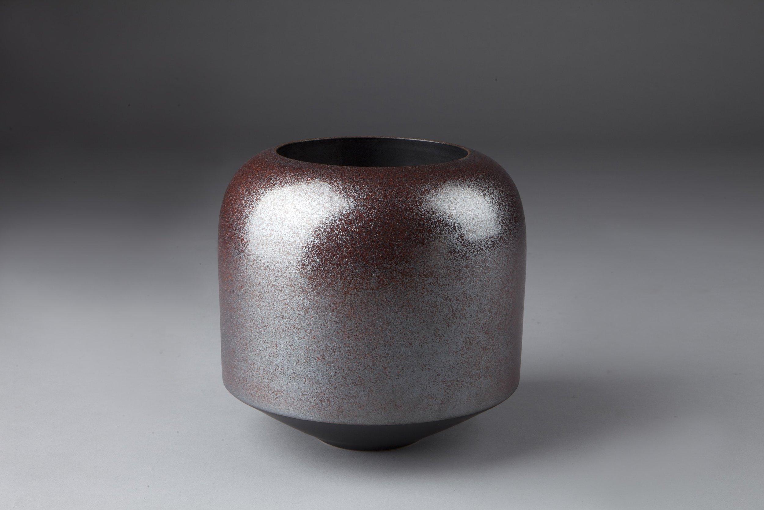 Doublewalled Glazed Vessel