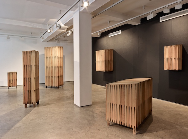 Peter Marigold, Bleed, 2014