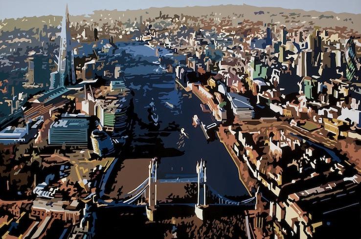 Tower Bridge IX, London, 2014