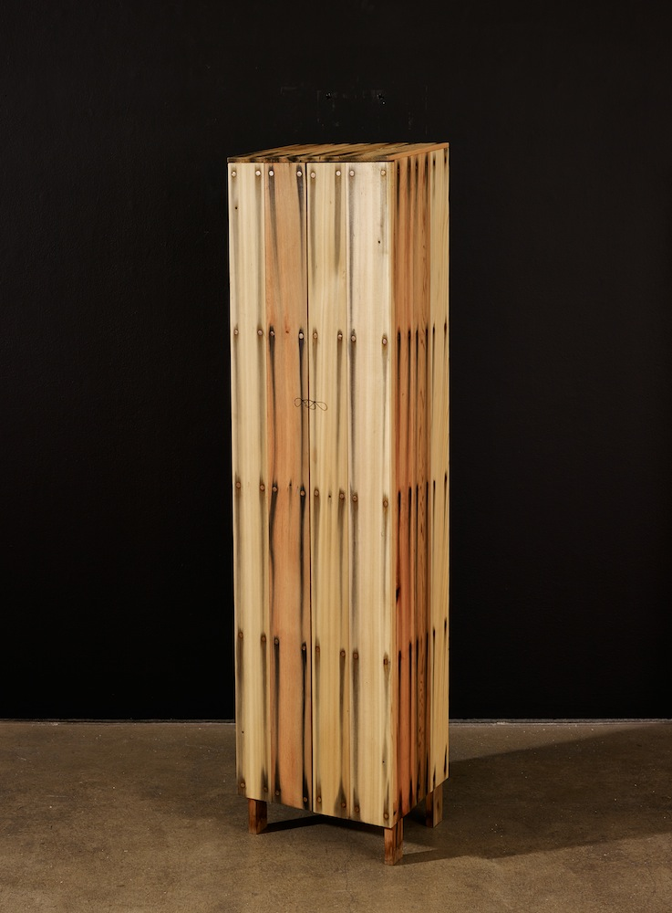 Tall Bleed Cabinet, 2014