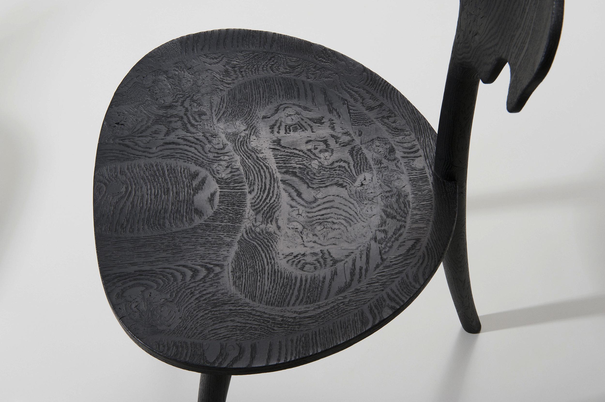 Trine Chair, 2017 (detail)