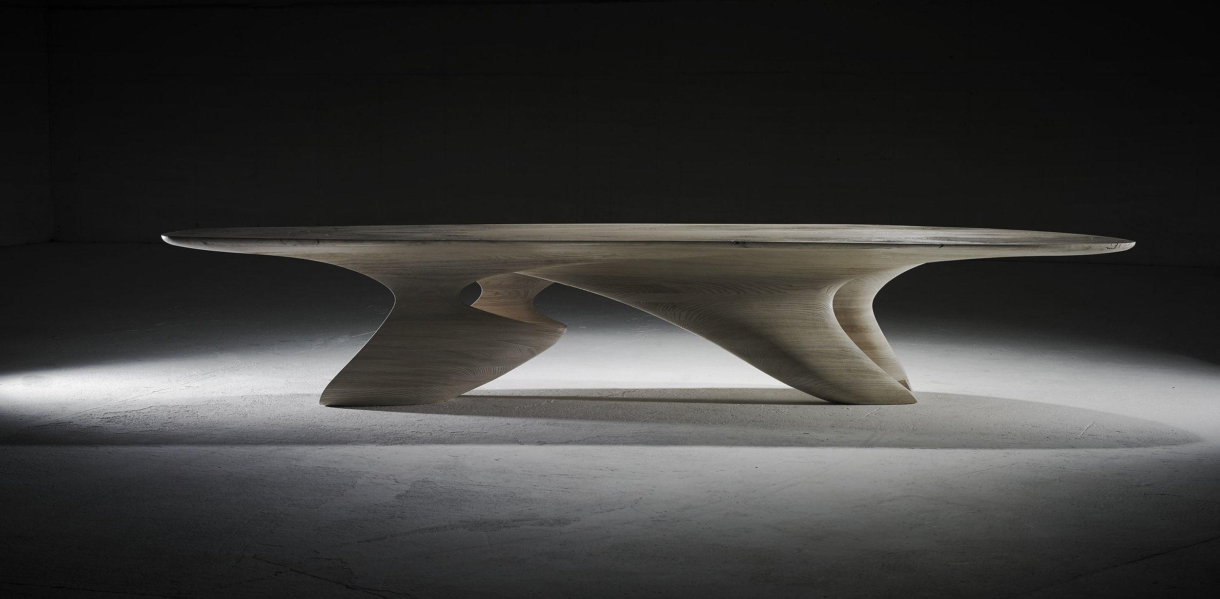 Erosion Table V, 2016