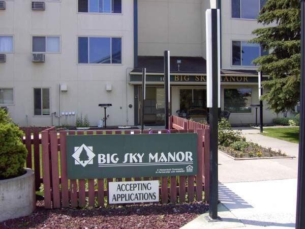 Big Sky Manor Kalispell, MT