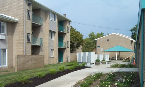 Greenbelt Place Toledo, OH