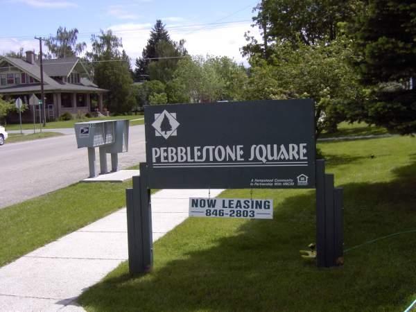 Pebblestone Square Deer Lodge, MT