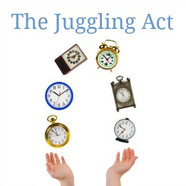 The Juggling Act. How do you use yours?
