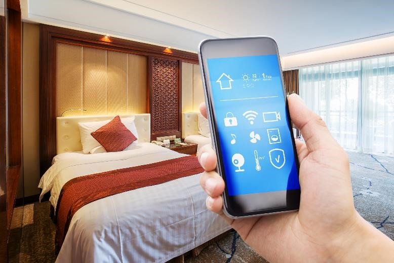 What's the right amount of tech for the hotel of the future?