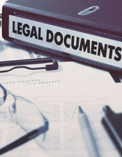 legal documents image tips to sell business