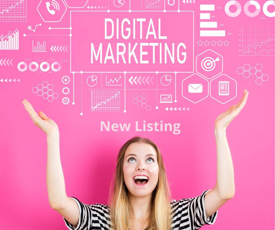 digital marketing agency for sale