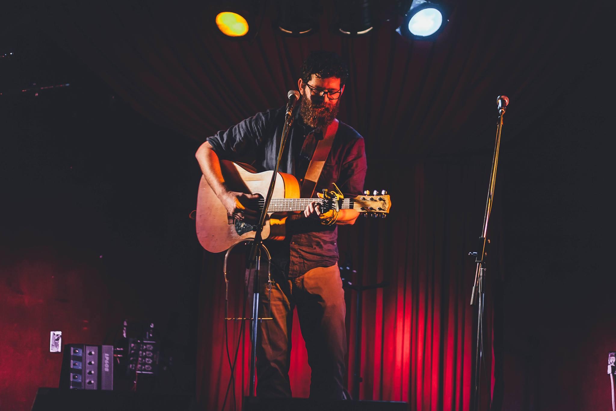 Jim O'Neill Playing Live