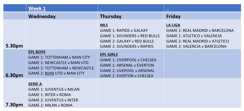 Winter 3v3 Week 1 Game Schedule.png
