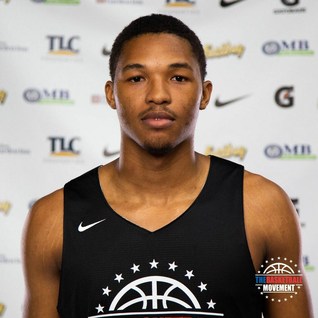 "Tyem Freeman - 6'6"" - Parkview class of 2019Committed to Missouri State"
