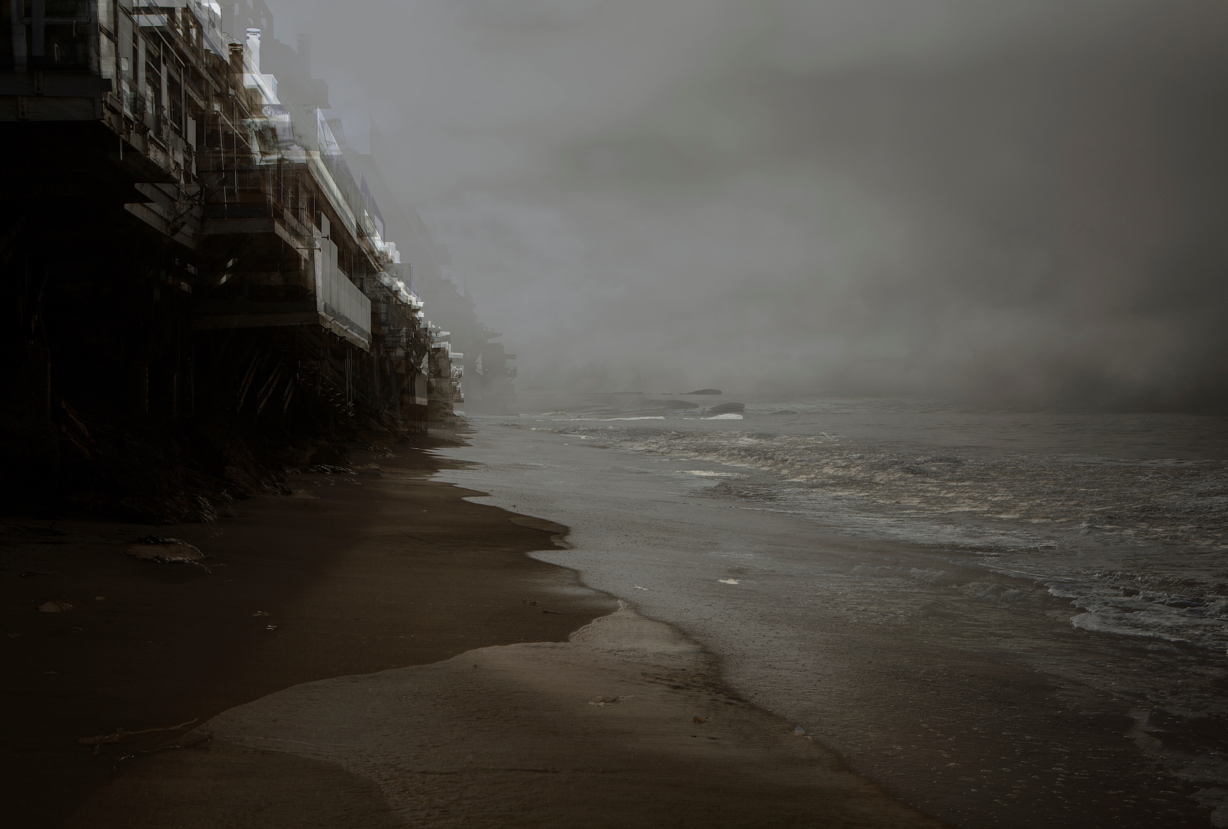 Untitled #7  (Nowhere) , 2012/ archival pigment print, 41 x 60 1/4 inches, edition of 3 plus 2 AP