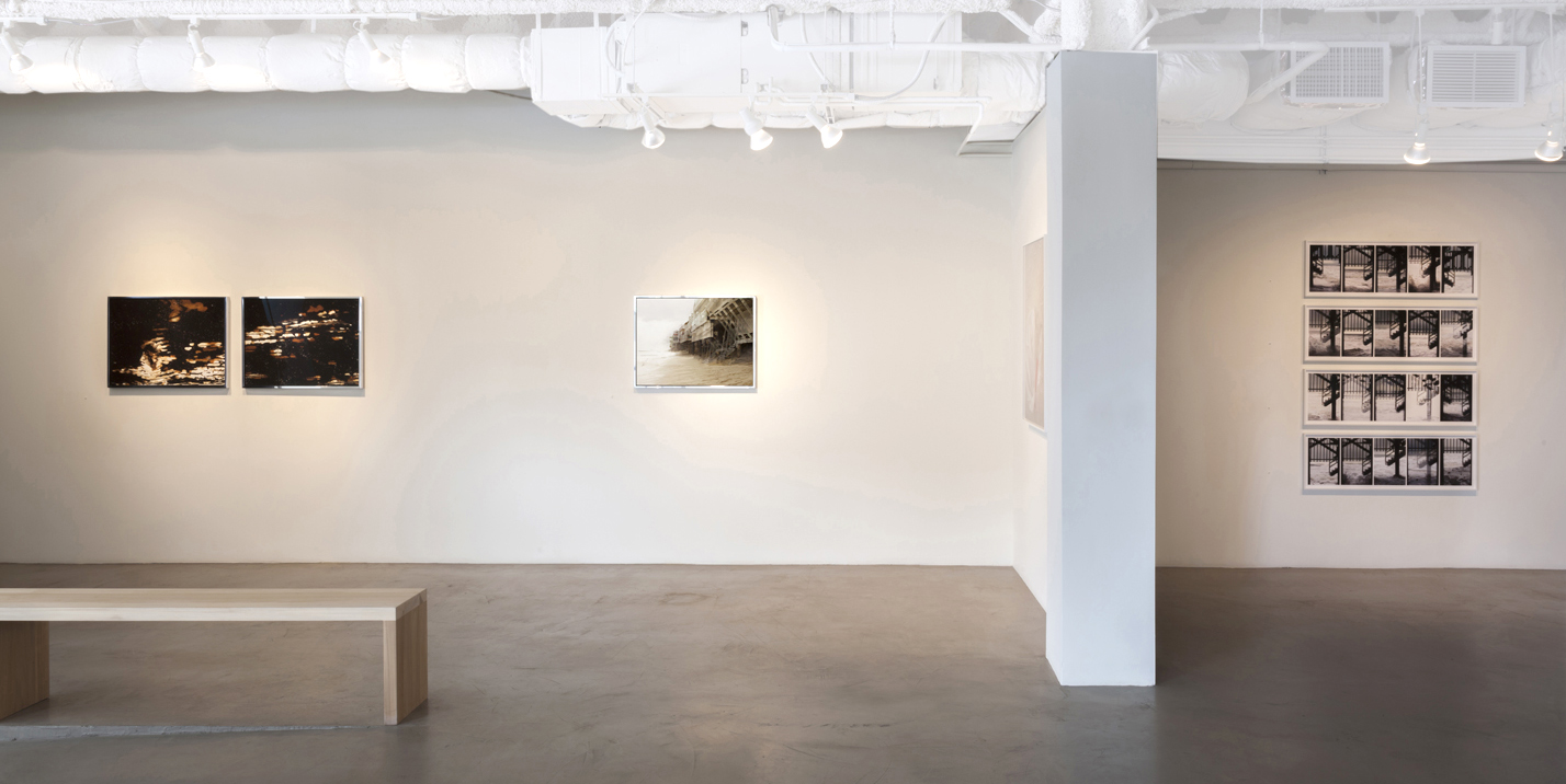Installation View, Everybody Knows This Is Nowhere, 2012, Diane Rosenstein Fine Art, Los Angeles